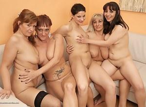 XXX Lesbian MILF Humping Galleries